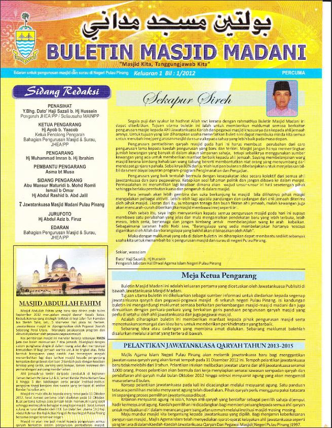 Buletin Madani